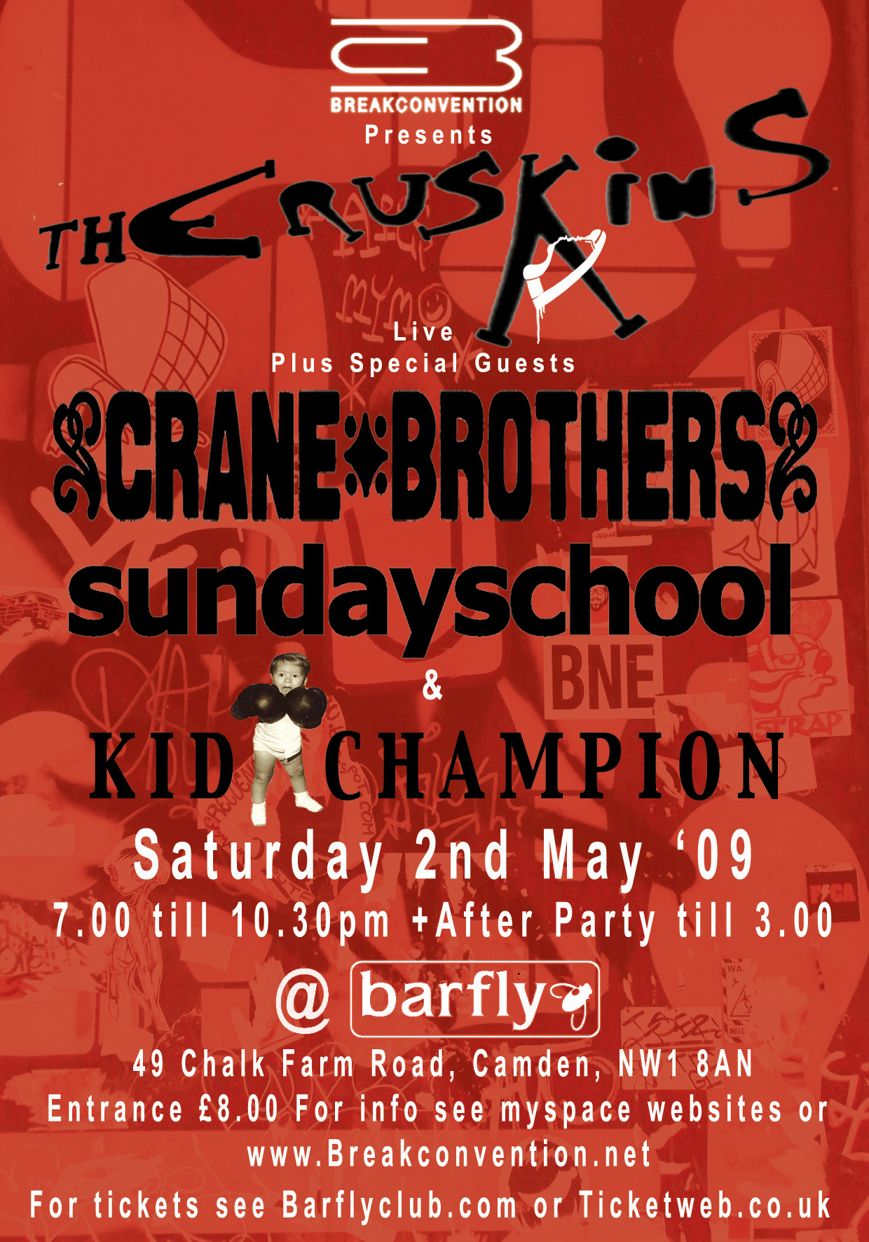Barfly Poster 02.05.09.1