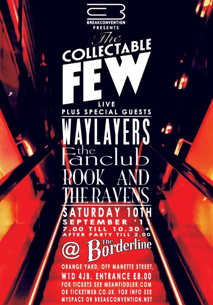 Borderline Poster 10.09.11