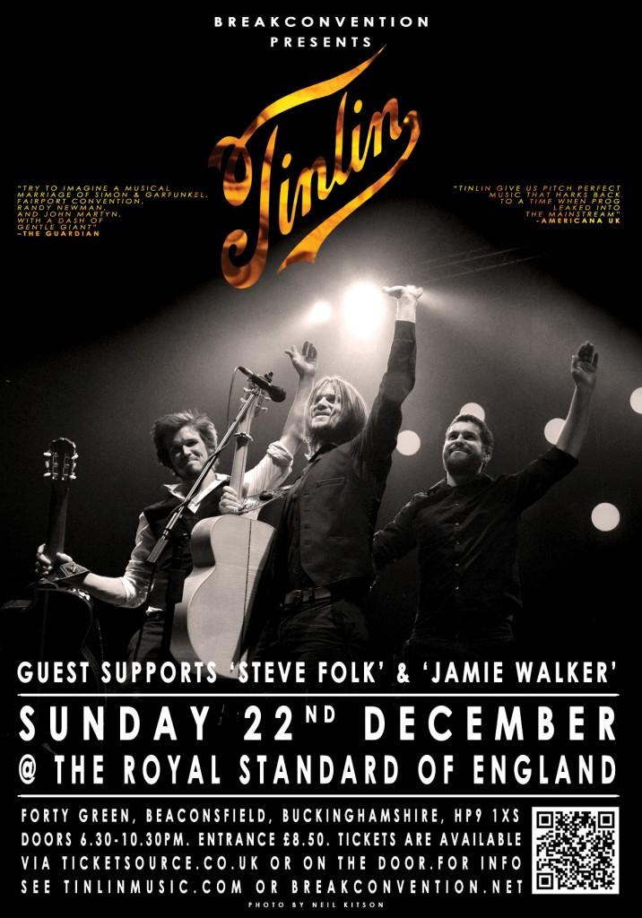 Tinlin Poster 22.12.13 SFolk & JWalker